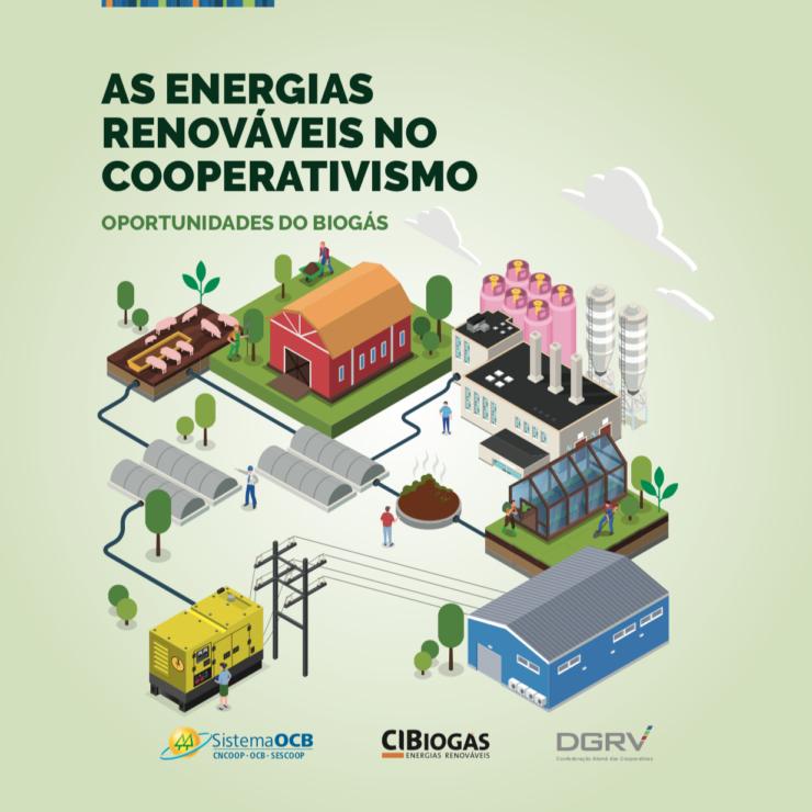 Energia Renovável e Cooperativismo: Oportunidades para o Biogás
