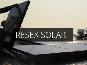 Resex produtoras de energia limpa (Resex)