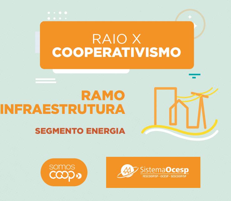 Raio X Cooperativismo: Ramo Infraestrutura