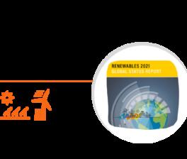 Panorama global sobre energias renováveis conforme relatório da REN21